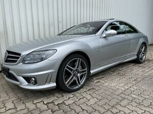 Mercedes-Benz CL - Coupe CL 65 AMG Voll