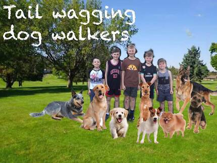 Tail Wagging Dog Walkers