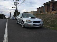 02 Subaru WRX Impreza sedan Canadian Ballarat City Preview