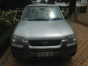 2004 Ford Escape Wagon Swanbourne Nedlands Area Preview