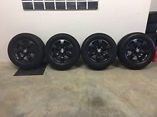 Holden Colorado Z71 Wheels Brookwater Ipswich City Preview