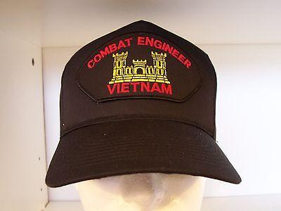 #1459 US ARMY COMBAT ENGINEER VIETNAM Cap Ballcap Hat](Caps Engineer)