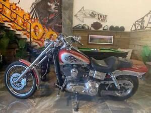 2004 Harley Davidson Dyna Wide Glide Bowen Hills Brisbane North East Preview