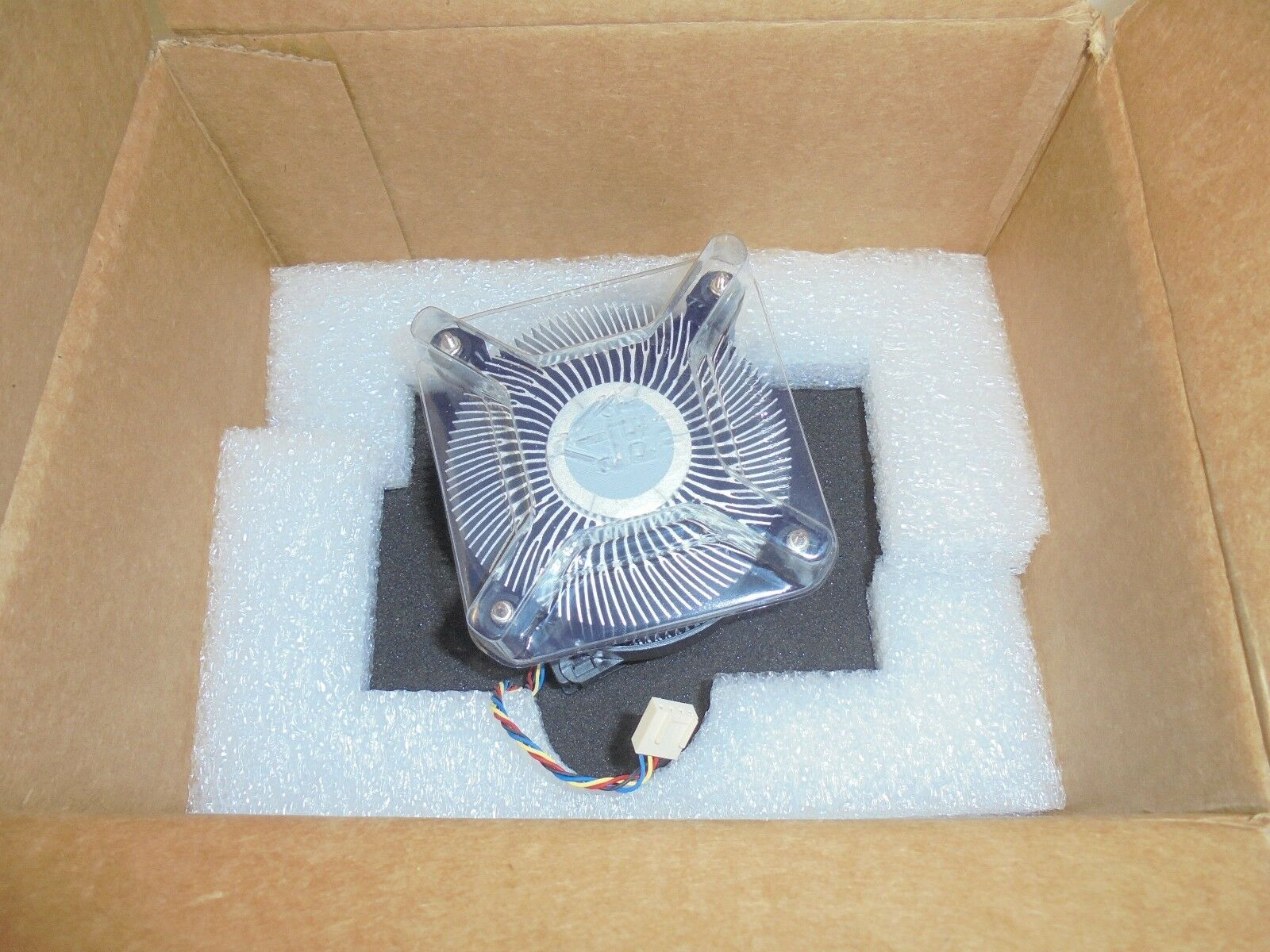 New Genuine Dell Inspiron 530 530S Computer Cpu Cooling Fan