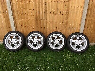 Porsche Teledial Alloy Wheels