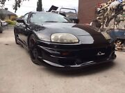 Toyota Supra 1996 Manual LSD Campbellfield Hume Area Preview