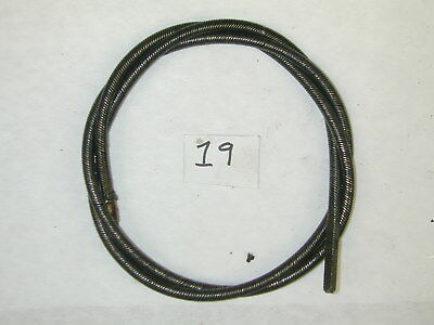Used, McCulloch Mac 2816 Weed Eater Trimmer OEM - PTO Shaft Cable for sale  Winston-Salem
