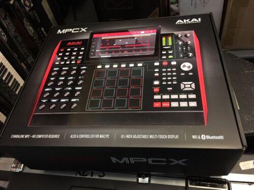 NEW Akai Professional MPC X Music  Workstation Drum sampler //ARMENS//