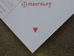 makrolon ar polycarbonat platte farblos 998 x 590 x 3 mm. Black Bedroom Furniture Sets. Home Design Ideas