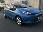 2010 Ford Fiesta WS Mint Condition - low KMs 120xxxx Canberra Region Preview