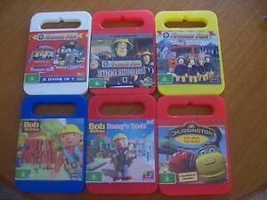 CHILDREN'S DVDS Berwick Casey Area Preview