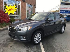 2013 Mazda CX-5 GS AWD w/ Sunroof, Blind Spot Detection