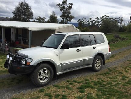 Pajero  Bemboka Bega Valley Preview