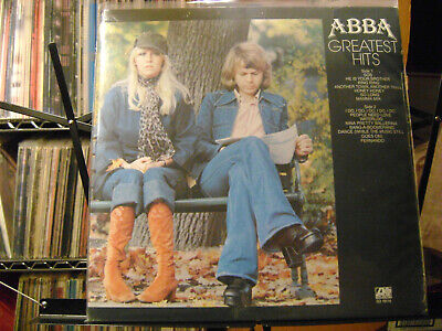 ABBA Greatest Hits LP Sealed