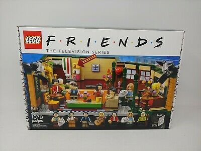 Fun Anniversary Ideas (LEGO Friends Central Perk Play Set IDEAS 21319 25th Anniversary Limited)