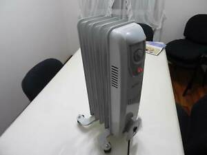 OIL HEATER SMALL AND VERY PORTABLE