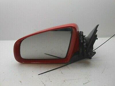 2007 AUDI A3  LEFT SIDE VIEW MIRROR 010754 IC 51127 SD0764