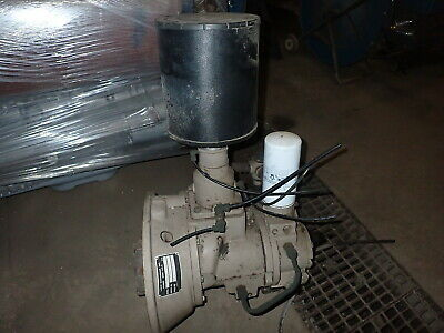 Leroi 185 Cfm Air Compressor Airend End Pump Working Takeoff John Deere