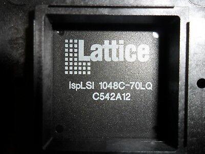 Isplsi-1048c-70lq Cpld 1000 Family 8k Gates 192 Macro 5v 128pin Qfp Lot Of 1