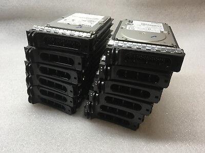73 Gb Festplatte (DELL SCSI HDD Festplatte 36GB 73GB 146GB 300GB Server Power Edge etc. HÄNDLER)
