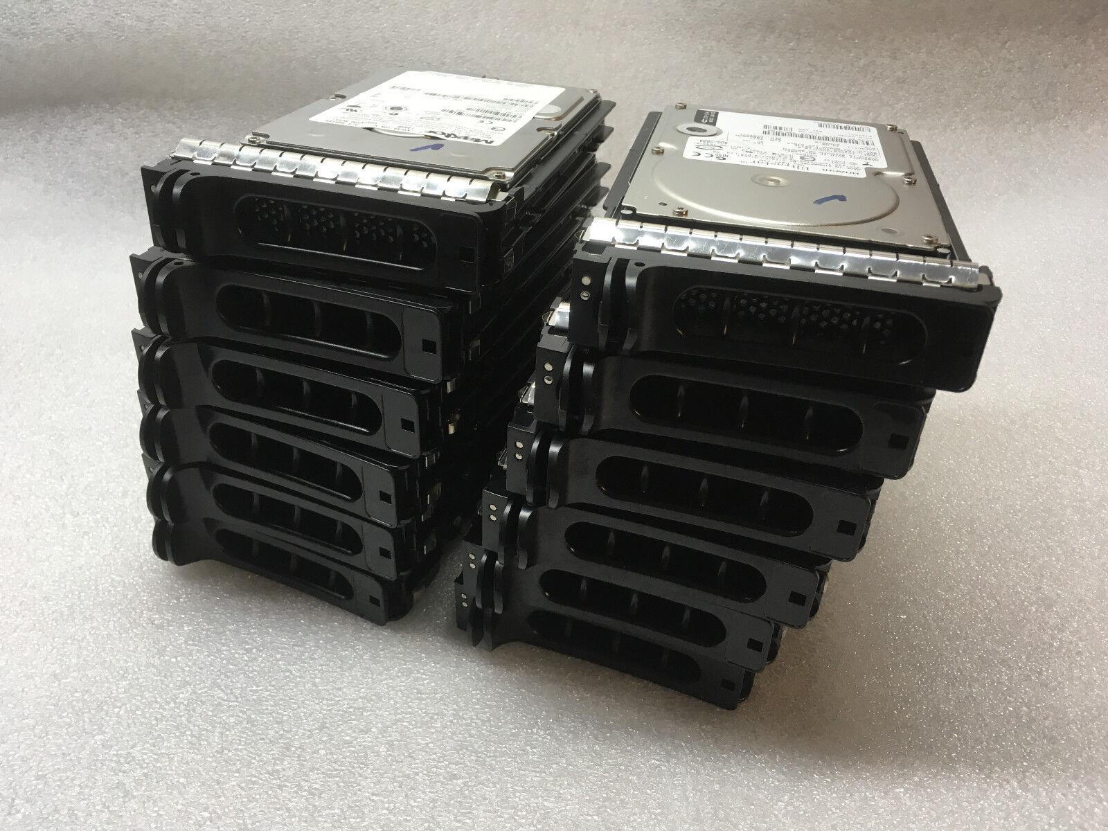 DELL SCSI HDD Festplatte 36GB 73GB 146GB 300GB Server Power Edge etc. HÄNDLER