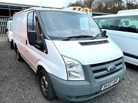 Ford Transit 2.2TDCi Duratorq ( 85PS ) 280S  Low Roof 2010/60 Registration