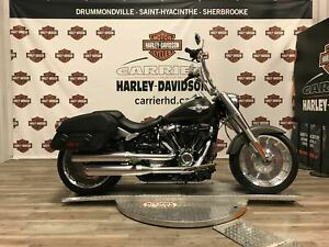 2019 Harley-Davidson Softail Fat Boy FLFB