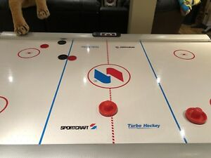 Sportcraft Airhockey Table