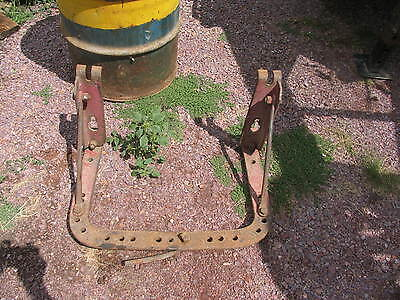 International Ih Farmall Hitch Drawbar M Super M 400 450