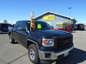 2014 GMC Sierra 2WD CREW CAB WWW.PAULETTEAUTO.COM APPLY NOW