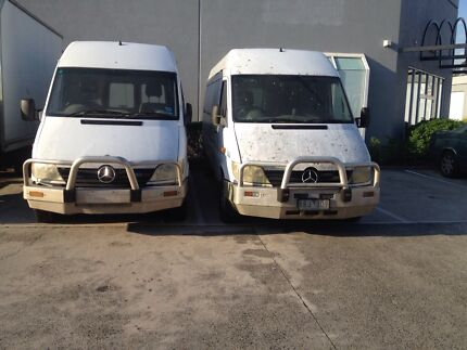 Buying old Mercedes sprinters cheap. Cash paid 500+ Monbulk Yarra Ranges Preview