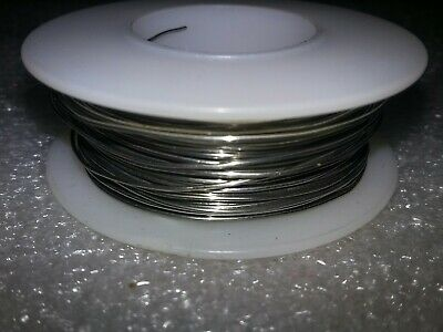 SOLID COPPER ON SPOOL /& WRAPPING WIRE TINNED COPPER WIRE 16 GA SOFT 1 lb 135 FT