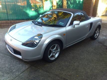 2000 Toyota MR2 Convertible Dianella Stirling Area Preview