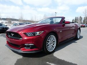 Ford Mustang - Convertible GT, GPS, CUIR