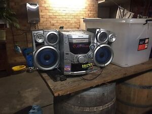 Panasonic stereo Largs North Port Adelaide Area Preview