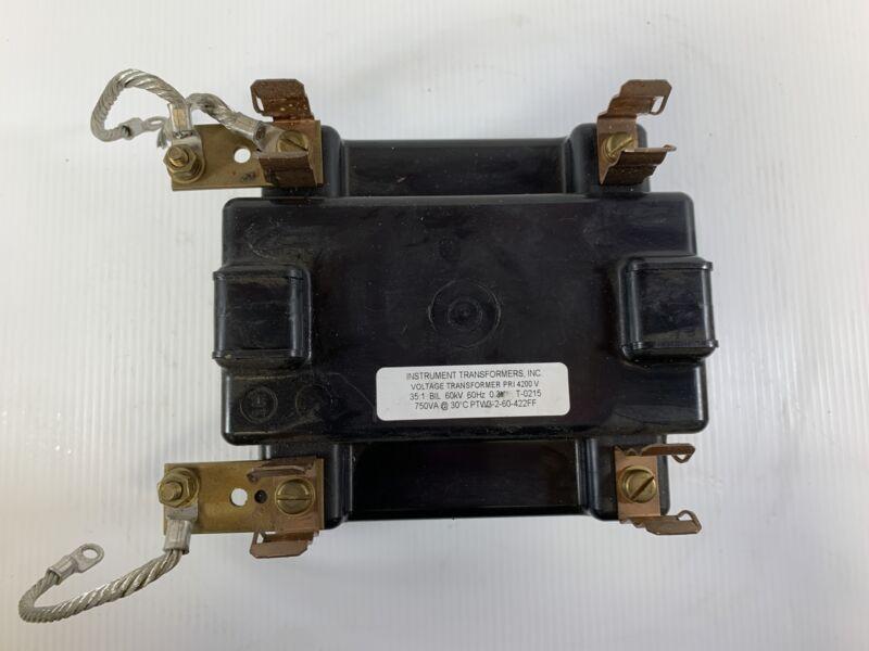 Instrument Transformers Voltage Transformer PTW3-2-60-422FF
