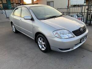 2004 TOYOTA COROLLA AUTOMATIC 35,000KMS ONLY