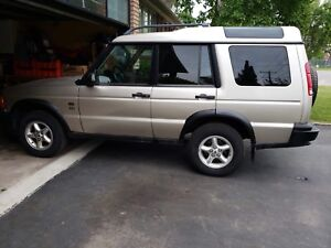 2002 LAND ROVER! **LOW KMS**