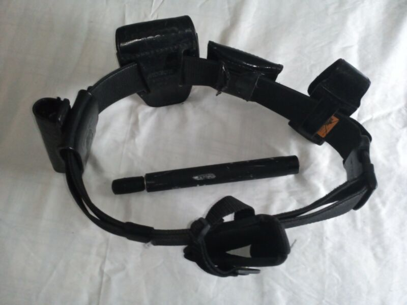 Security Officer fully pouched duty belt - Pre Owned