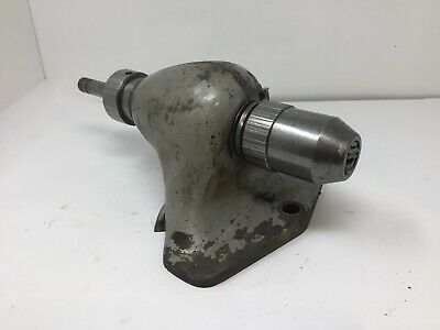Albertson Sioux Tools 645 Valve Face Grinder Chuck Head Assembly Free Ship.