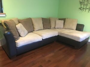 Ashley Furniture - Sofa sectional with chaise