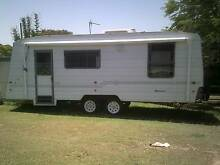 21' Homestead family Caravan 4 Berth Gympie Gympie Area Preview