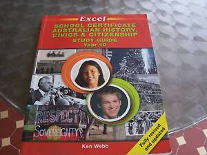 High School textbooks - Second hand/Used Strathfield Strathfield Area Preview