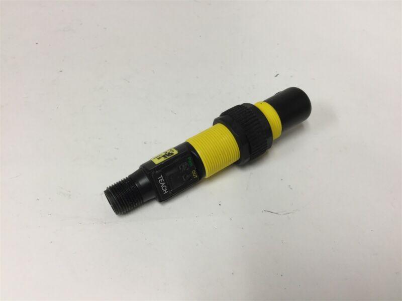 Banner S18UIARQ Ultrasonic Sensor, Range: 30-300mm, Input: 10-30VDC, Out: 4-20mA