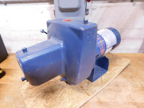 Berkeley 1 HP Cast Iron Shallow Well Jet Pump 10SN USED