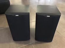 B&W bowers and Wilkins DM601 100w speakers Dakabin Pine Rivers Area Preview
