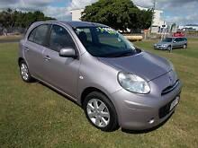 2010 Nissan Micra Ti Auto Hatchback Parramatta Park Cairns City Preview