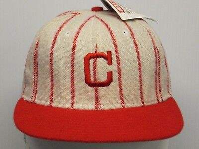 0e077d04051 Size 7 1 4 Pittsburgh Crawfords 1935 Negro League Museum Replica Baseball  Hat