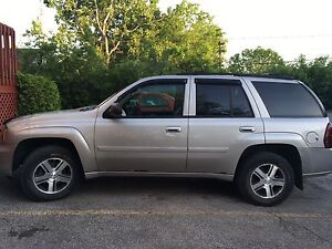 2007 Chevrolet trailblazer  LT 4x4