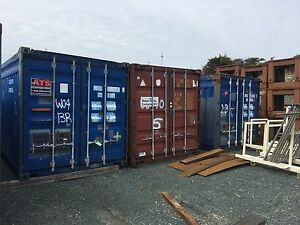 New Price! 40' Open Top Shipping Containers